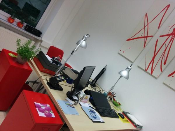 Neues Büro GIZ Rosegg