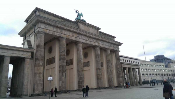 Brandenburger Tor - ITB 2015