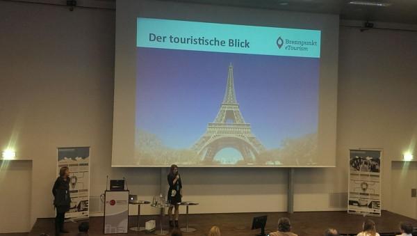 Der touristische Blick - Brennpunkt eTourism 2015