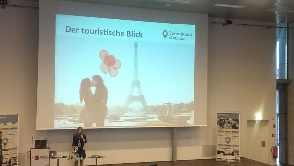 Der touristische Blick - Brennpunkt eTourism 2015 in Salzburg