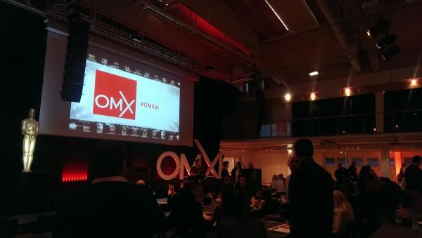 Eröffnung der OMX 2015