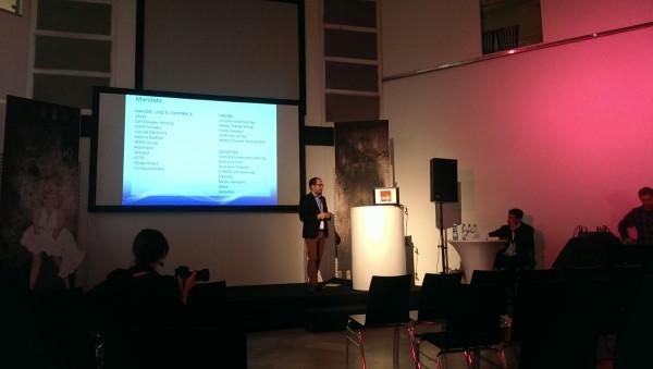Nico Zorn bei der OMX 2015