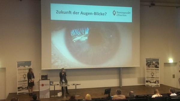 Zukunft des Eye Tracking - Brennpunkt eTourism 2015