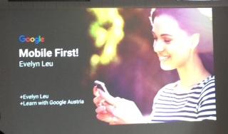 Google Workshop Moblie UX