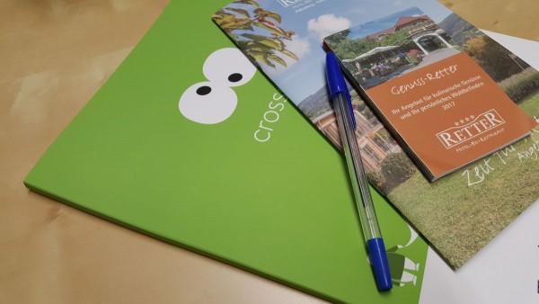 Content-Workshop im RETTER Seminar Hotel Bio Restaurant