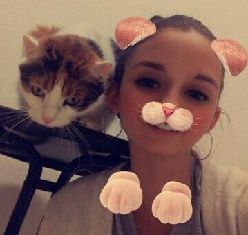 Snapchat-Story Sophie und Susi
