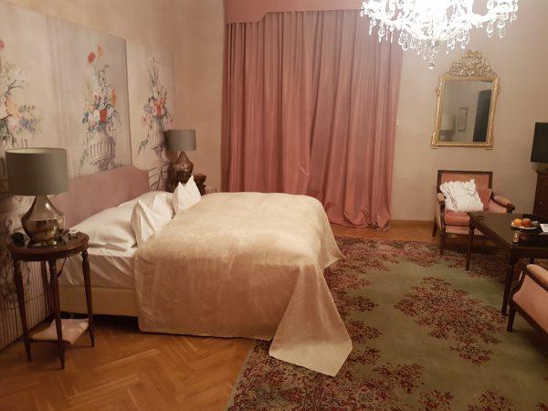 Zimmer im Schlosshotel Obermayerhofen