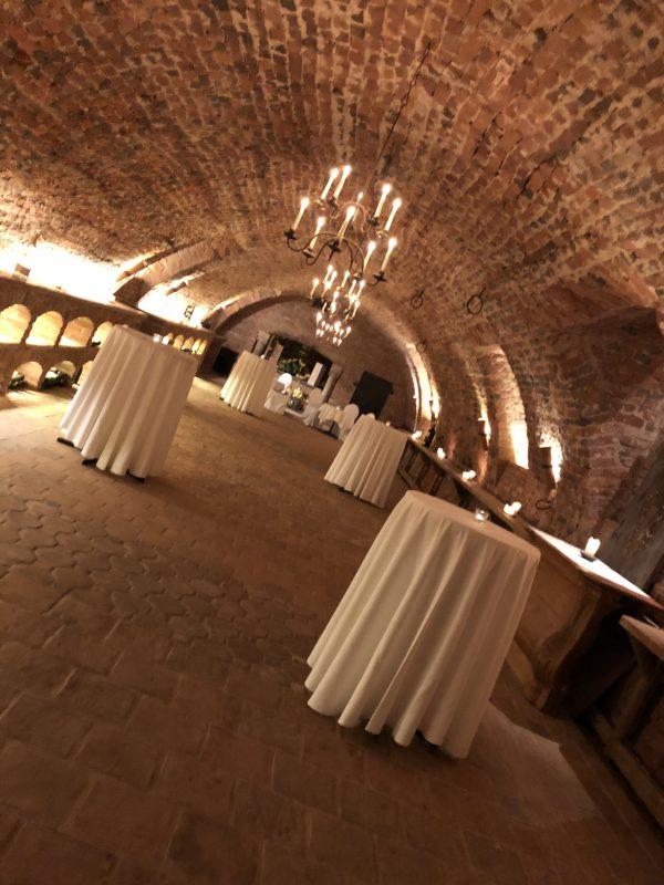 Weinkeller im Schloss Obermayerhofen
