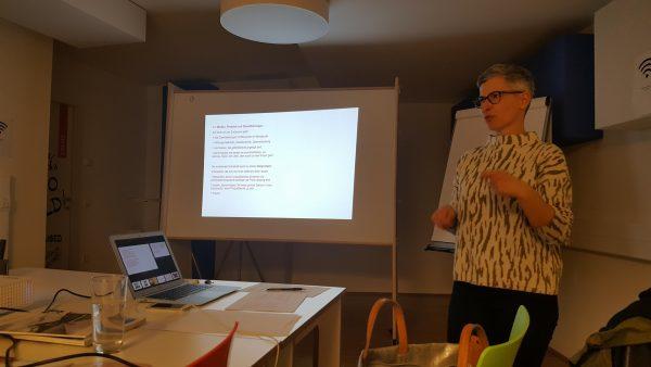 Corporate Language mit Doris Lind