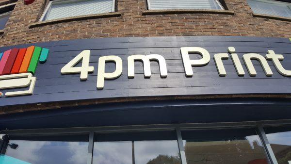 Carina's Praktikumsbetrieb 4pm Print in Portsmouth