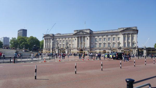 Tagesausflug in die Haupstadt London