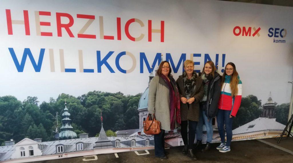 Das crosseye Team in Salzburg