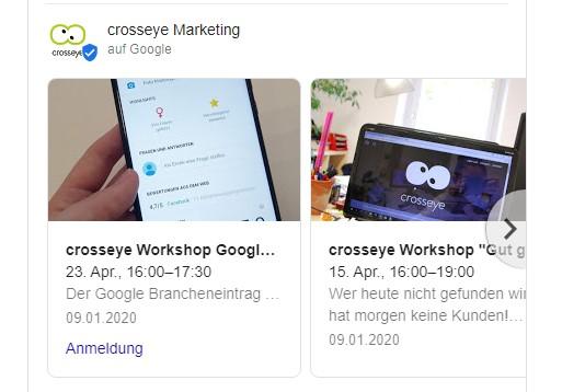 Beiträge von crosseye Marketing