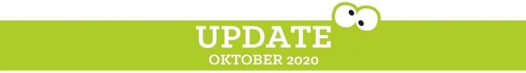 Update Oktober 2020 von crosseye Marketing