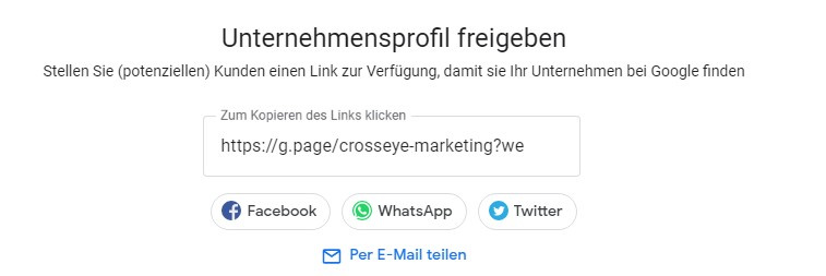 Kurz-URL von crosseye Marketing